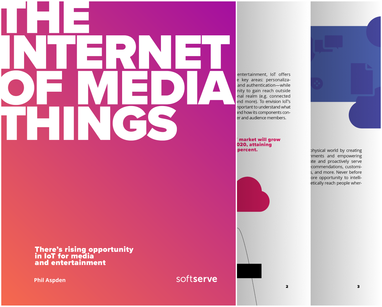 The Internet of Media Things